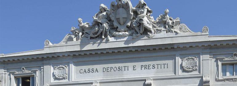 Immagine Cassa Depositi e Prestiti: Cosa è e Come agisce