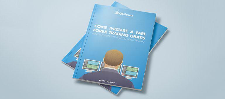 Immagine eBook Gratuito: Come Iniziare a Fare Forex Trading Gratis