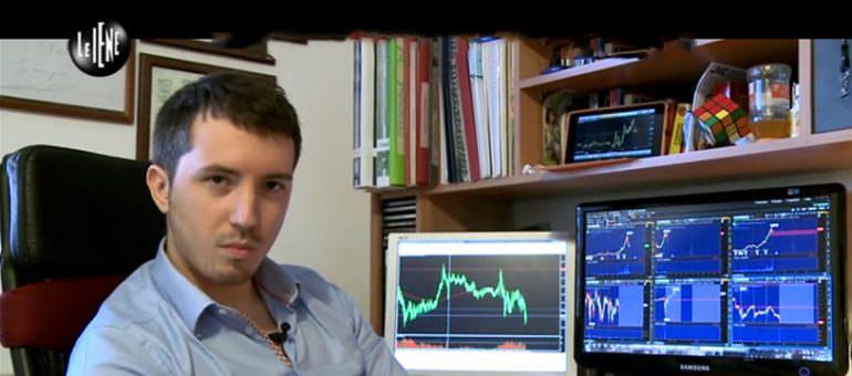 """Immagine Daniele Repossi: """"Imparare a Riconoscere la Manipolazione Bancaria"""" per fare Forex con Successo"""