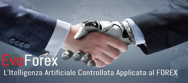 Robot automatico forex