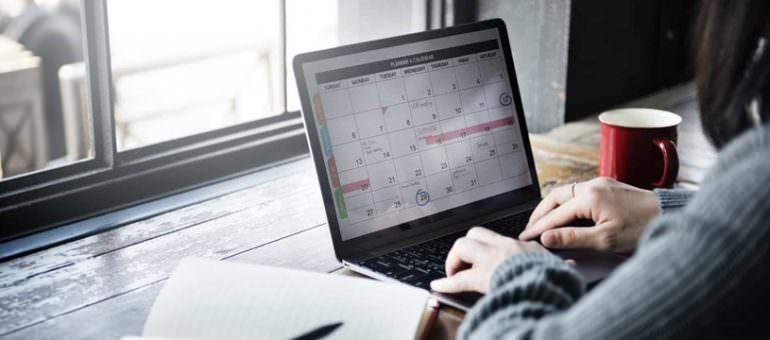 Immagine Calendario Economico della Settimana 6 – 10 Agosto 2018