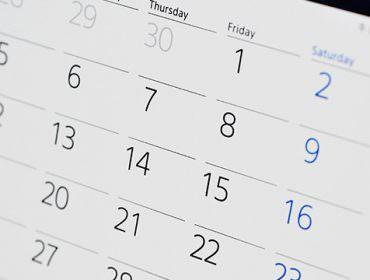 Immagine Calendario Economico della Settimana 15 – 19 Ottobre 2018