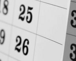 Immagine Calendario Economico della Settimana 8 – 12 Ottobre 2018