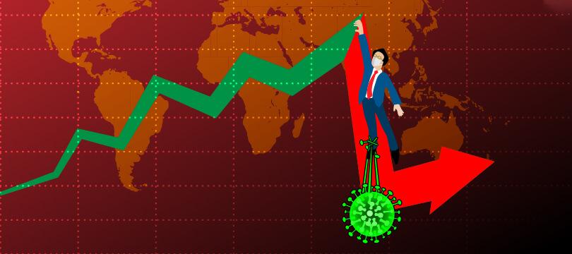 Immagine Coronavirus e Mercati: Come gli Investitori Possono Sopravvivere alla Crisi