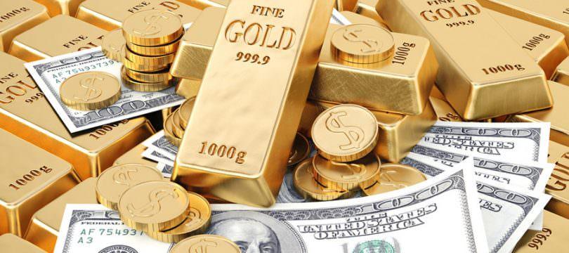 Immagine Correlazione Oro Dollaro: Perché Esiste e Come Può Aiutarti a Guadagnare