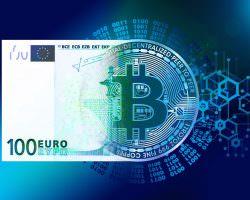 Immagine Euro Digitale, Anche la BCE ci Prova con le Criptovalute