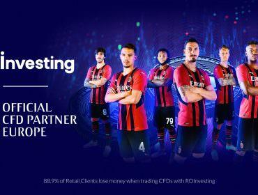 Immagine Il Milan e ROInvesting Rinnovano la Partnership